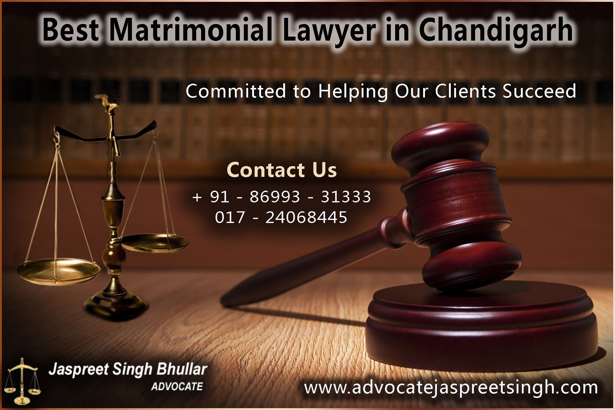 Best Matrimonial Lawyer In Chandigarh Committed To Helping Our