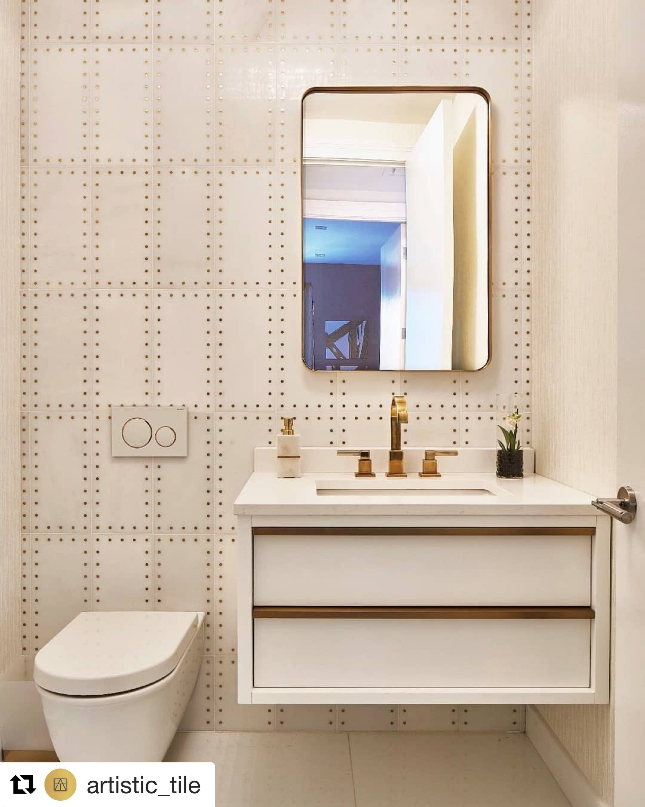 Artistic Tile Stateroom Adds Character And Style To This