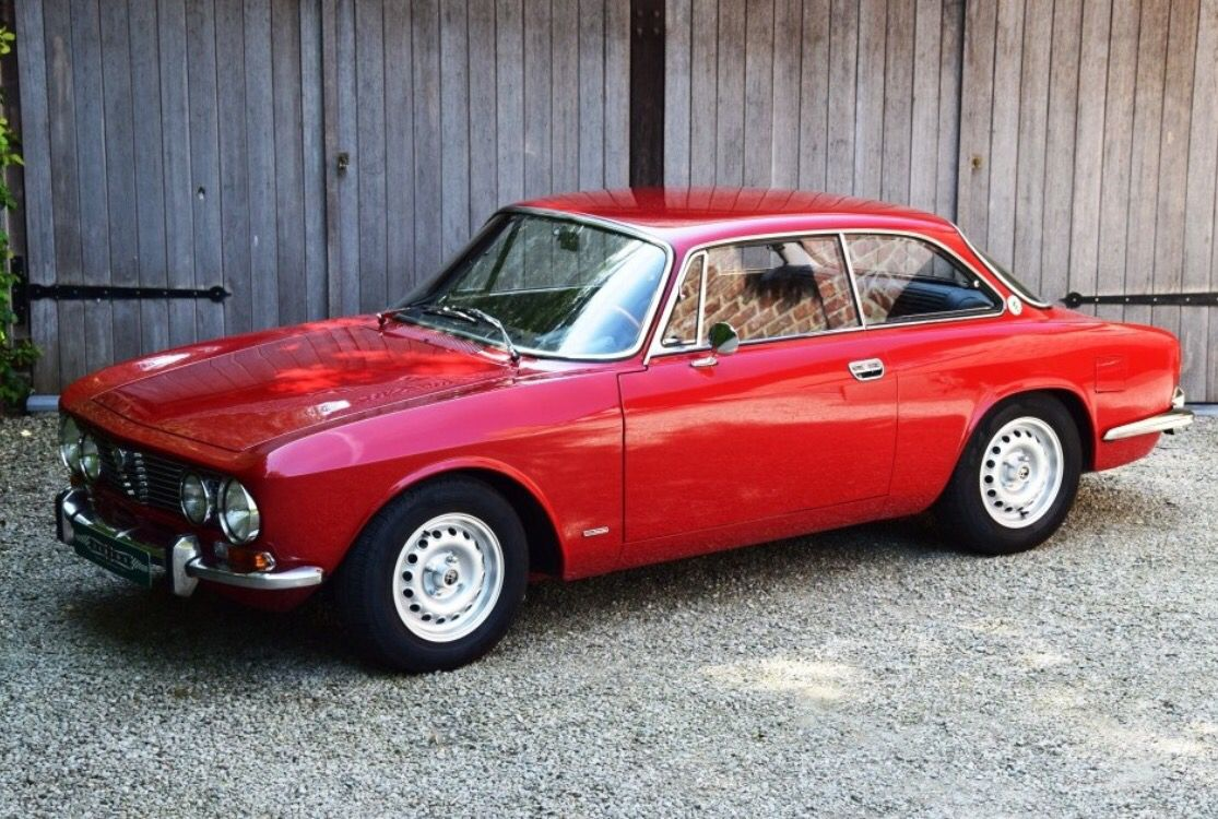 1972 2000 GTV