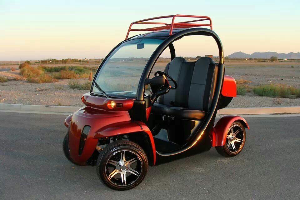Custom GEM car candy red Innovation Motorsports