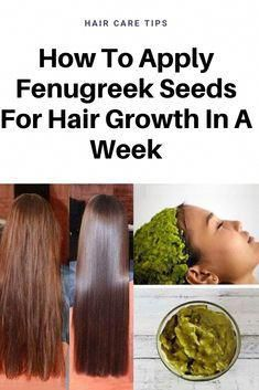 In Hindi It Is Called Methi Seeds It Is Very Beneficial For Our Hair Know About How To Appl In 2020 Why Hair Loss Home Remedies For Hair Best Hair Loss Treatment