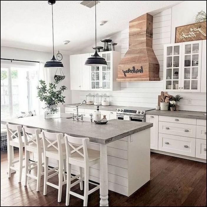 127 Underrated Concerns On Kitchen Ideas Island Page 5 Myblogika Com Kitchendesignjobs Kitchen Style Farmhouse Kitchen Decor Farmhouse Kitchen Design
