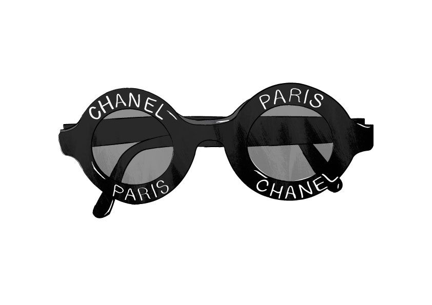 30895600ba Chanel sunglasses