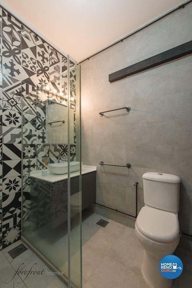 Bathroom Tiles Singapore singapore interior design gallery design details | toilet tiles