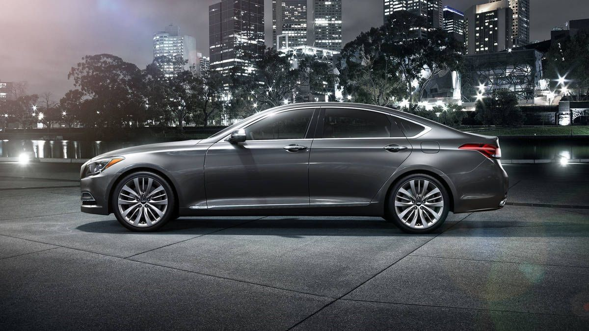 Genesis is the world's newest luxury car brand New