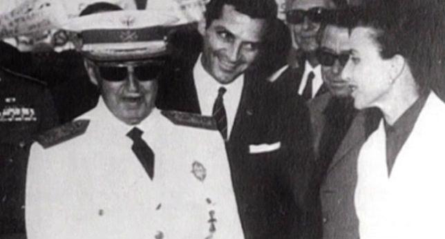 Con Franco