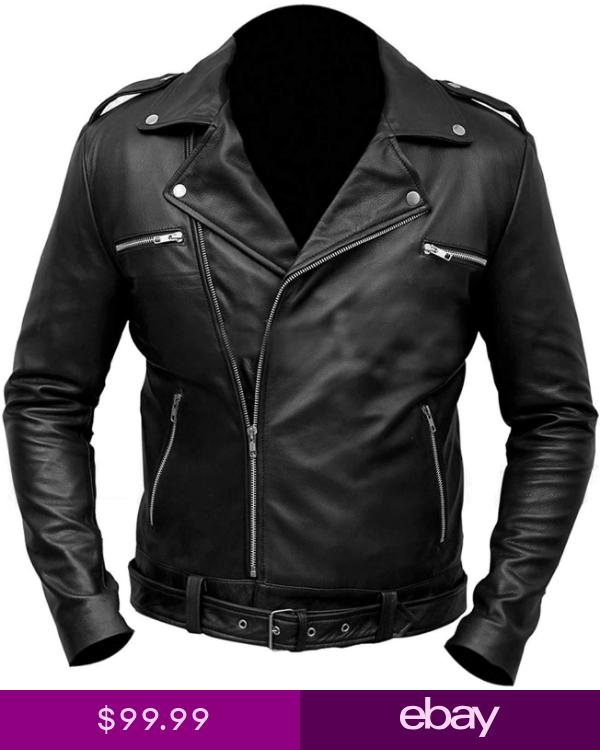 The Walking Dead Negan Leather Jacket Negan Leather Jacket Leather Jacket Jackets
