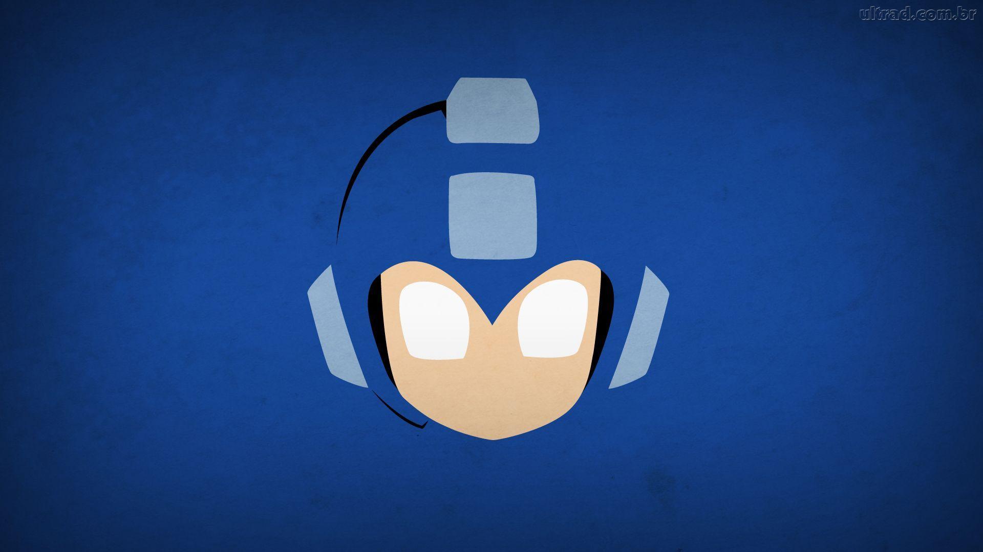 Megaman Wallpaper Hd Free Download Anime Cartel De Superheroes Posters Minimalistas Cartel Minimalista