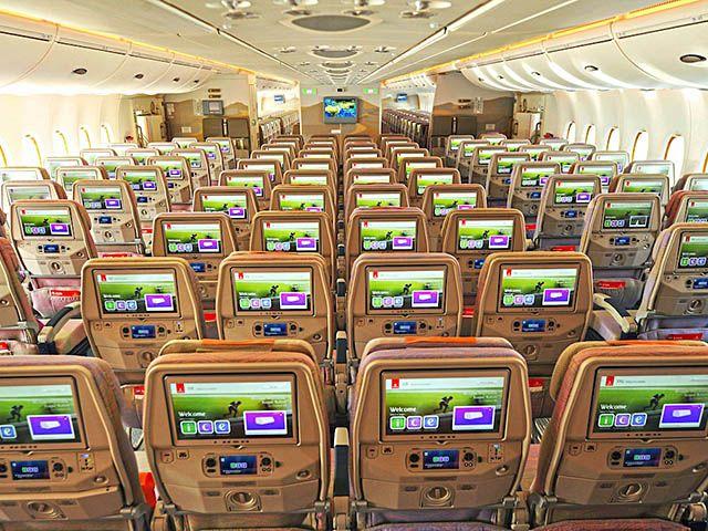 Emirates Airlines : un A380 de 615 places à Paris cet été | LOCATION ...