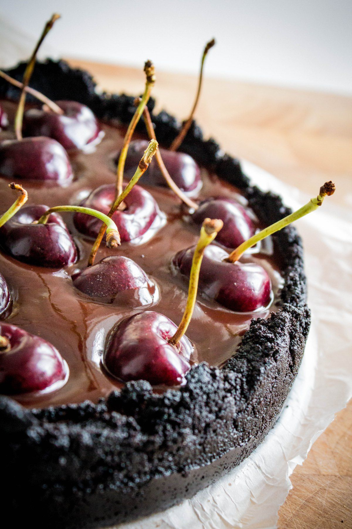 The Most Delicious And Simple Orios Cherries Cake Ever Cherry Recipes Dessert Recipes Cherry Cake