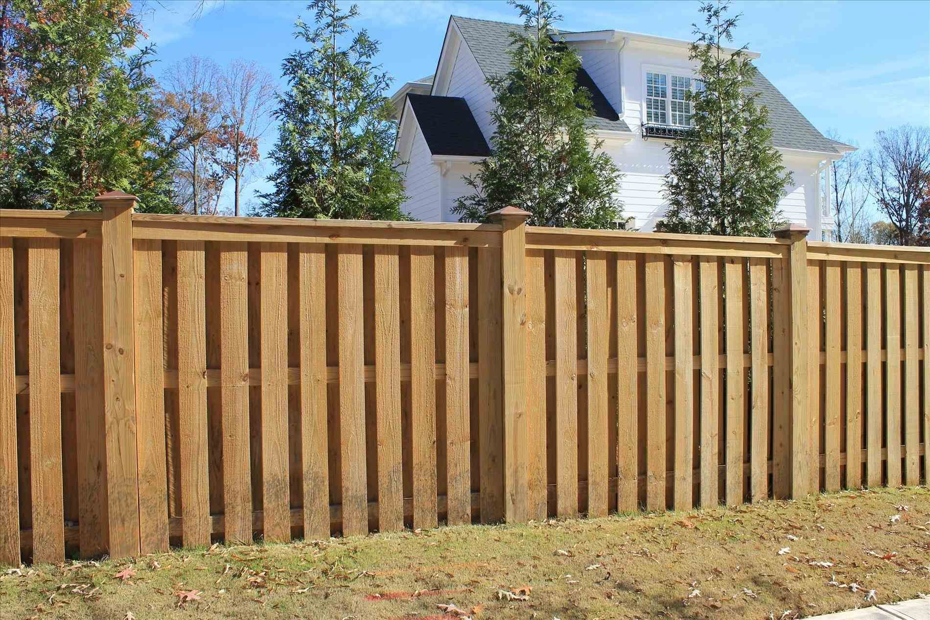 Vinyl Shadowbox Fence Panels Wood Fence Design Privacy Fence