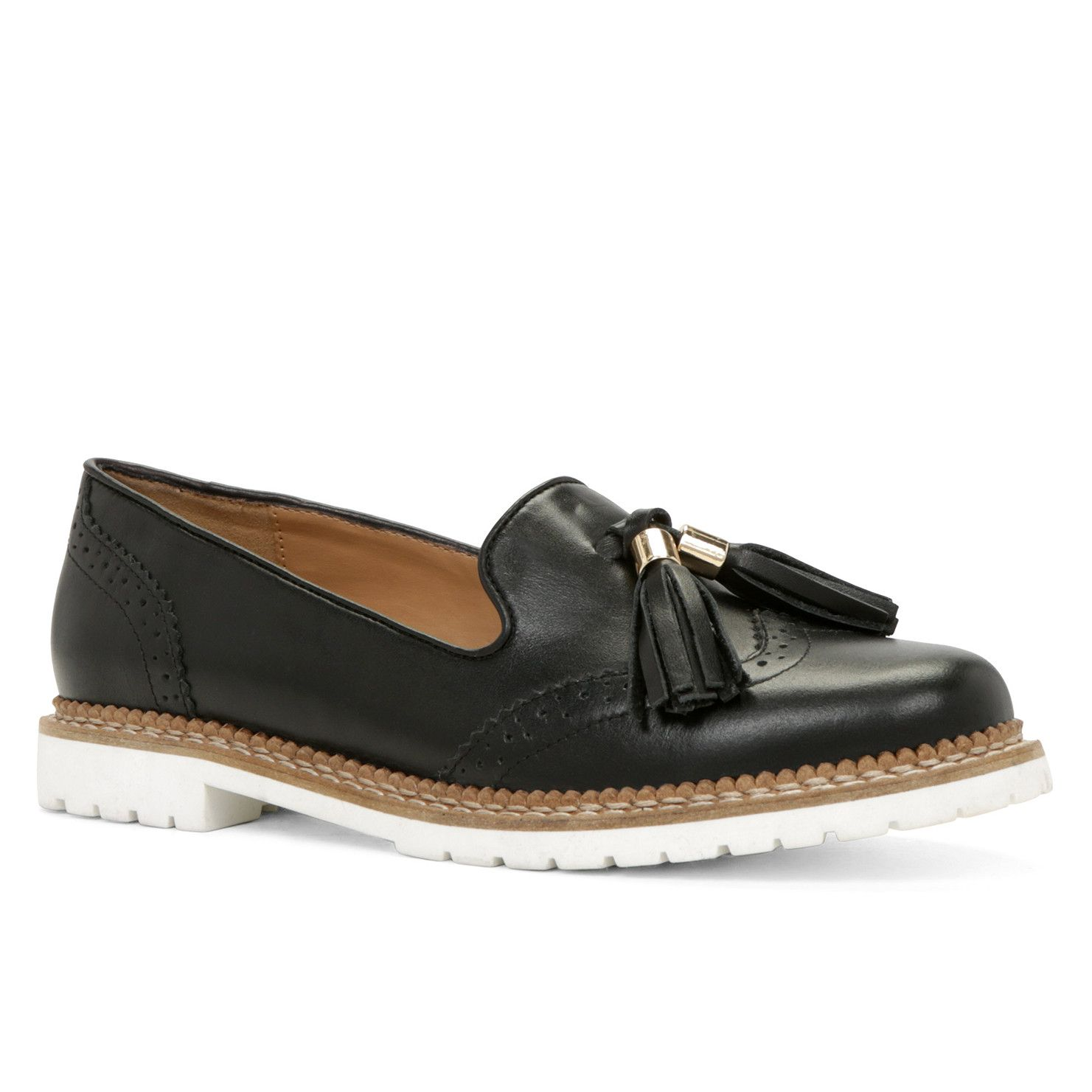 aldo shoes oxford women outfit with loafers