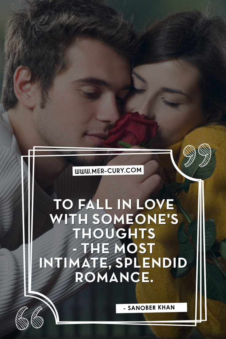 12 Romantic Quotes That Will Make You Celebrate True Love
