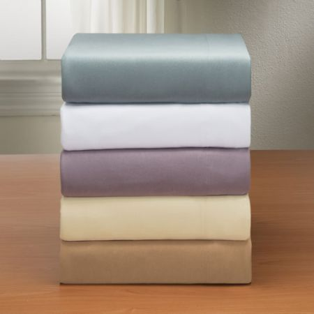 """""""Soft Tees sheet sets are the most luxurious jersey knit sheet..."""