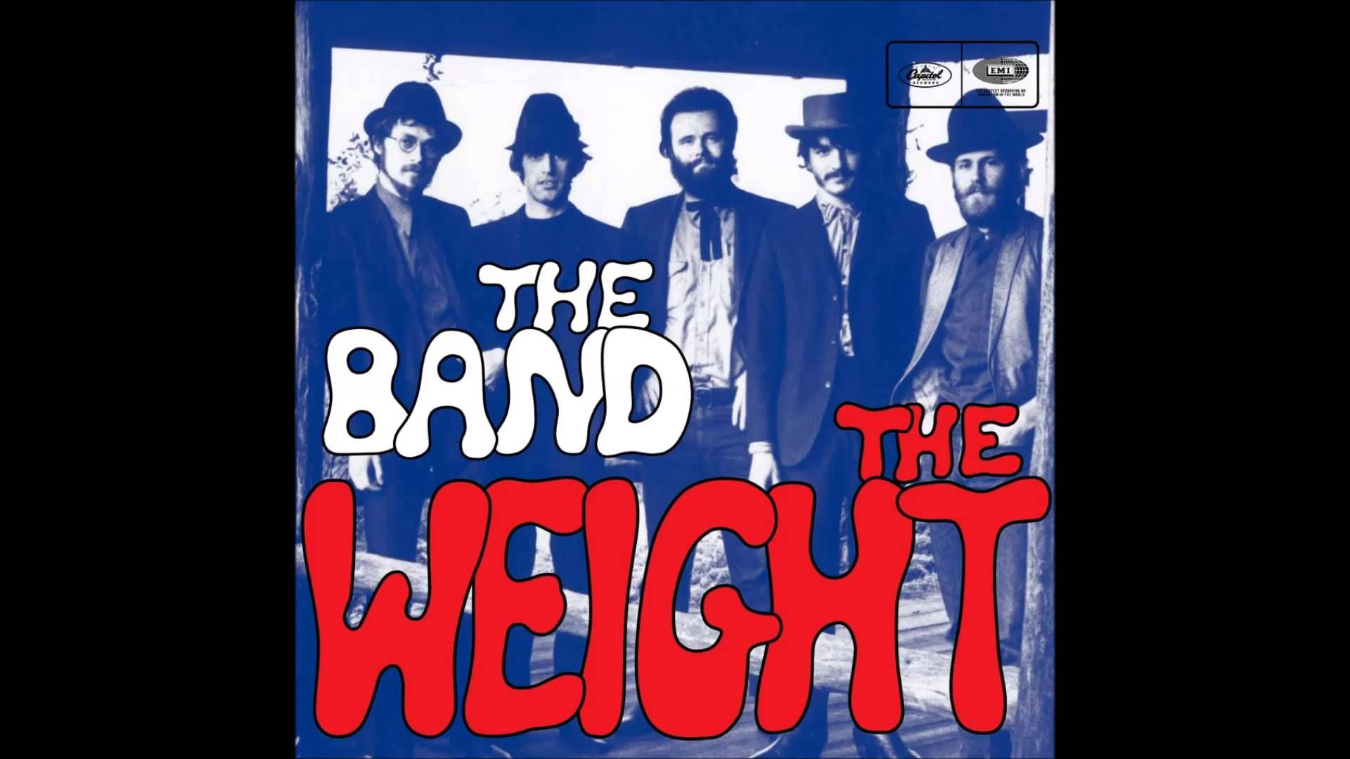 Versión de  R.E.U.P. para el tema original de Robbie Robertson and The Band  - The weight