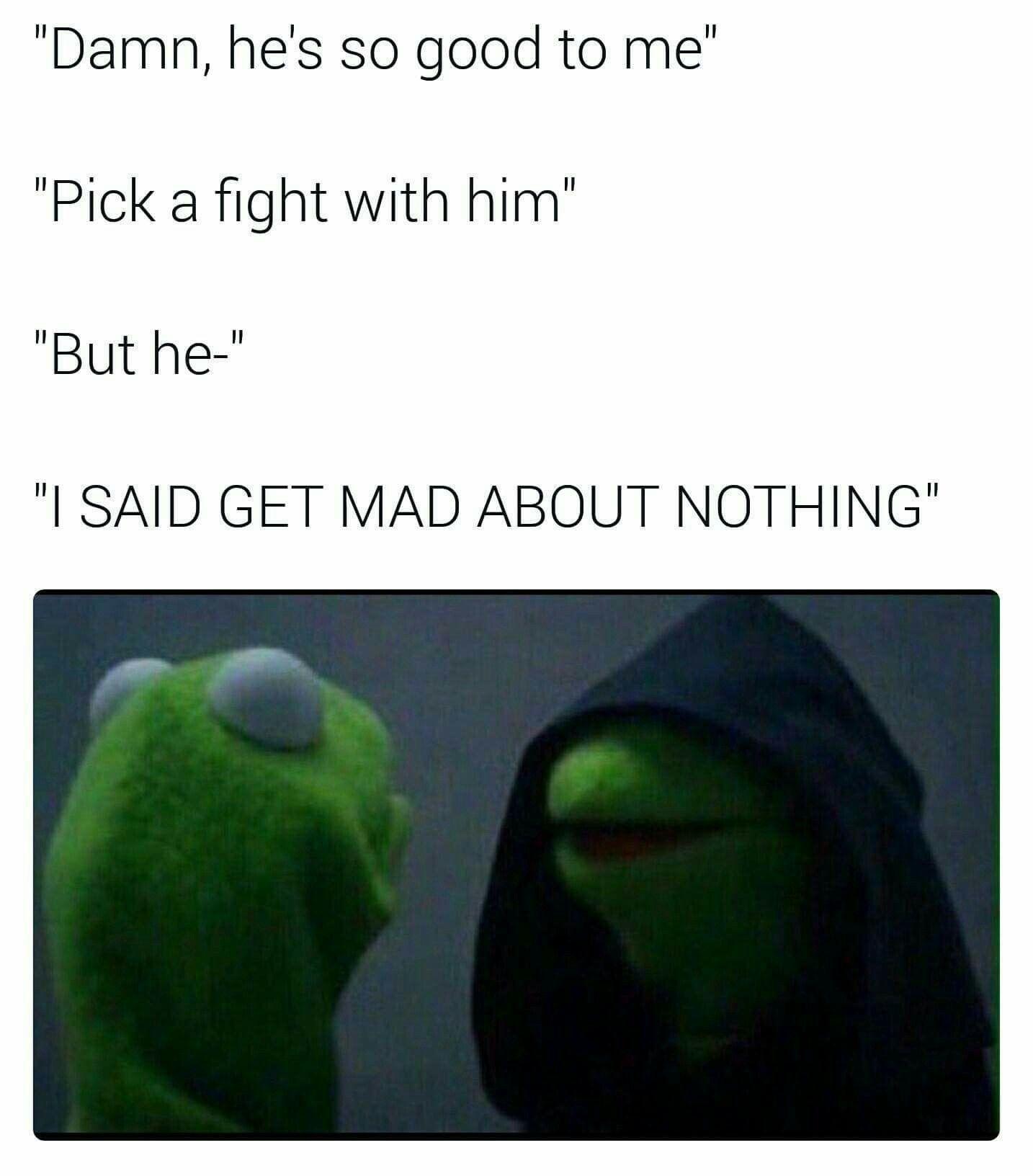 Pin On Meme Evil Kermit