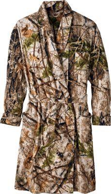 99b5816396 Camouflage Bathrobe