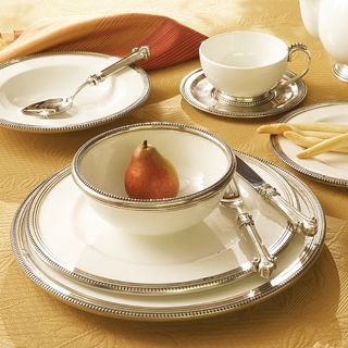 Perlina Dinnerware by Arte Italica A variation on our popular Tuscan dinnerware the Perlina & Perlina Dinnerware by Arte Italica: A variation on our popular ...