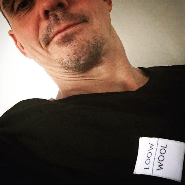 """Så blev det """"endelig"""" vejr til at få testet de herlige T-shirts i merrino uld fra #loowcph"""