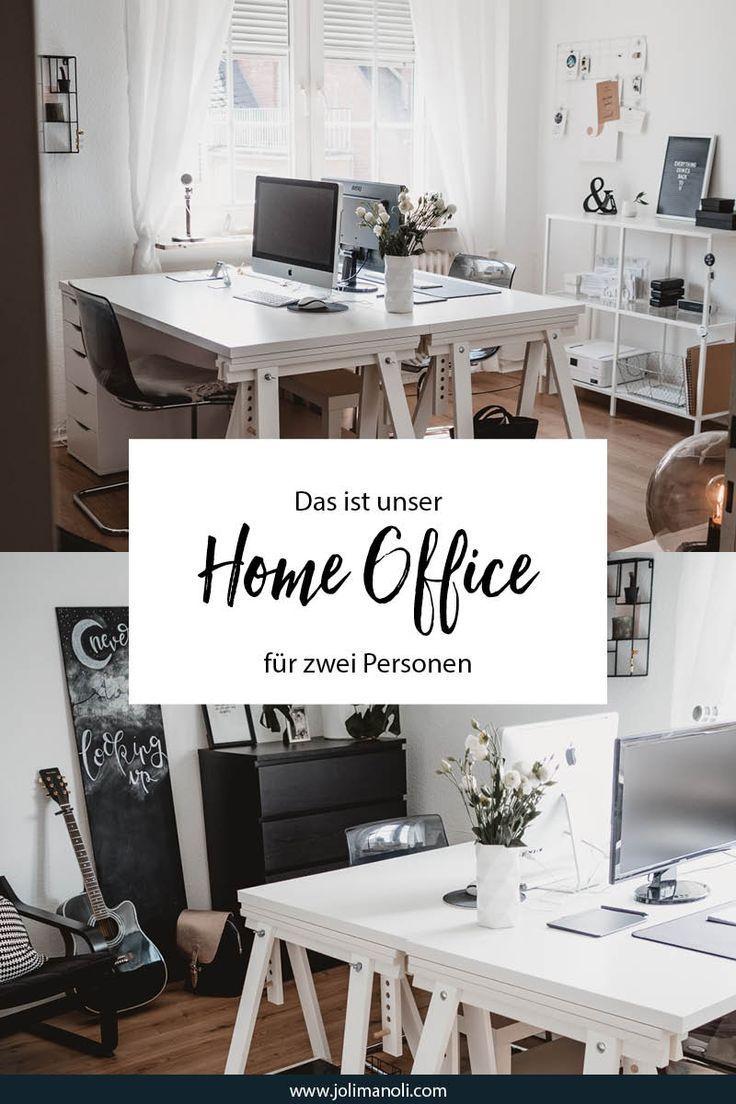 Home Office einrichten: So wird's gemütlich im Arbeitszimmer – jolimanoli
