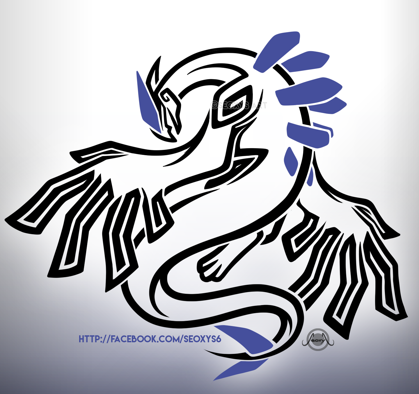 Lugia Tattoo Pokemon Tattoo Tribal Pokemon Pokemon