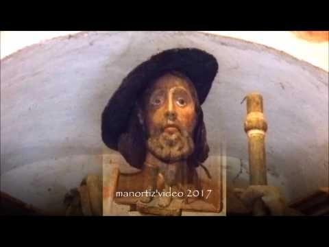 Monteleone di Fermo, Chiesa Madonna della Misericordia, san Rocco manort...
