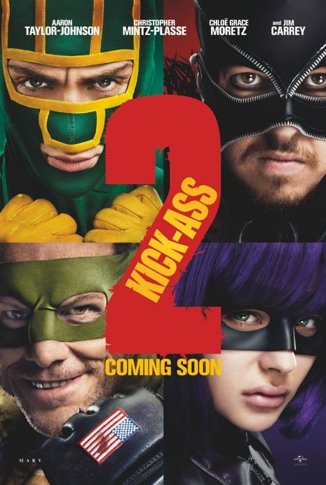 Kick Ass 2 - Waiting for!