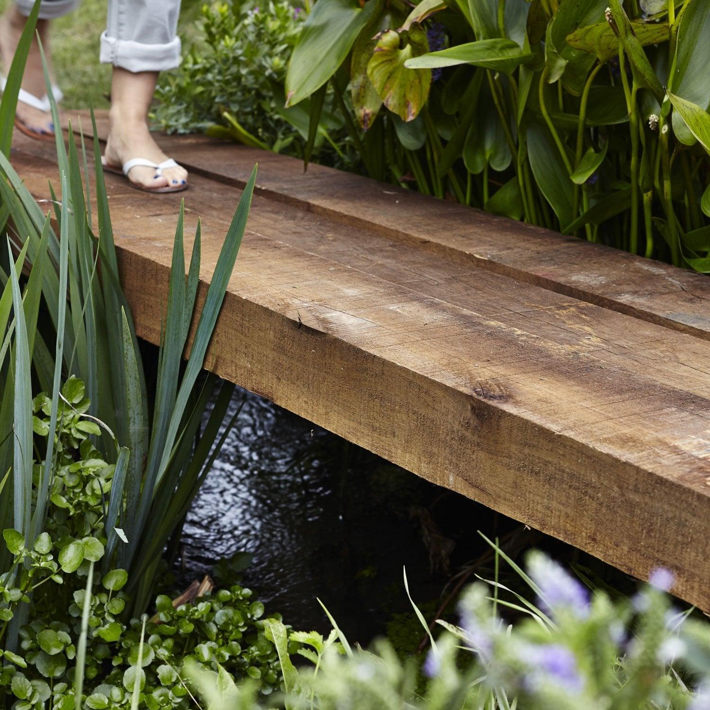Traverse Droite Authentique Bois Marron H 20 X L 260 Cm En 2020 Cuisine Exterieur Jardin Exterieur Et Traverse Chemin De Fer