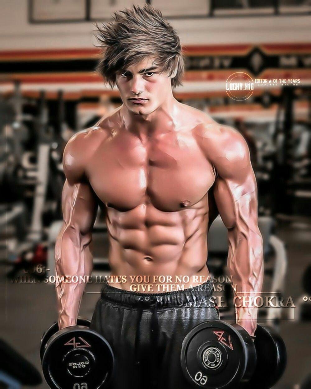 Hot Look Boy Wallpaper Or Hot Fitness Model Jeff Seid Hd Wallpaper Gym Boy Gym Life Bodybuilding Motivation