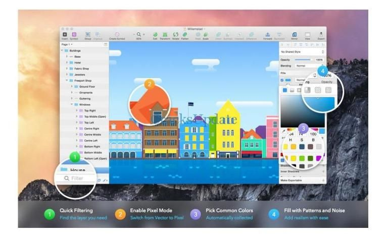 Sketch 52 4 Full Crack Mac OS With Activation Code [Keygen] | Mac