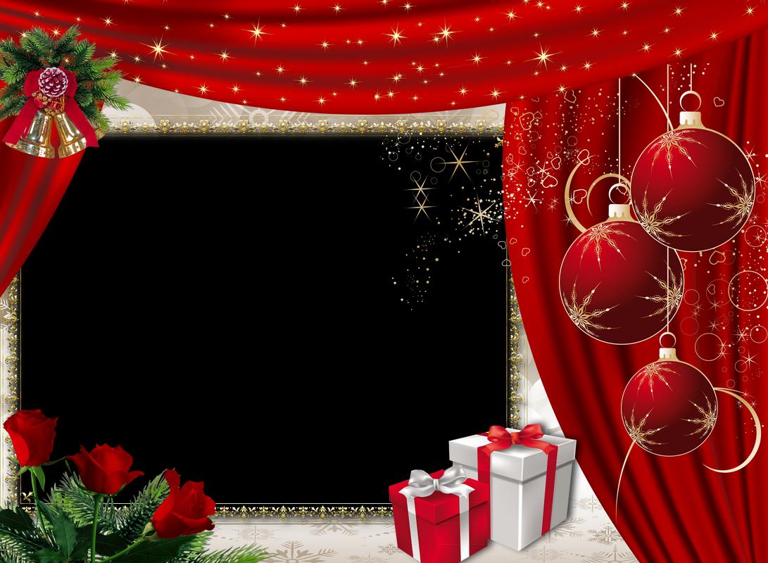 fotos geniales esta Navidad 5 bellos marcos para fotos gratis en Png ...