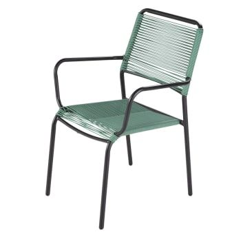 Browse Garden Chairs And Outdoor Furniture From Maisons Du Monde Discover A Range Of Colours And Materials In Several Si In 2020 Gartensessel Gartenstuhle Aussenmobel