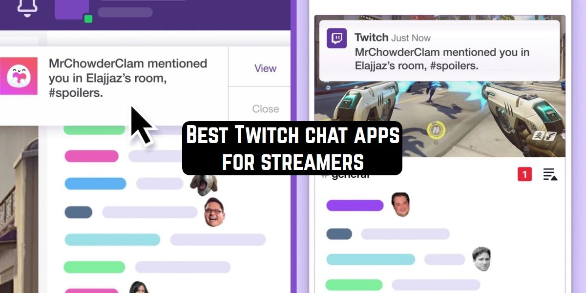 5 Best Twitch chat apps for streamers 2020