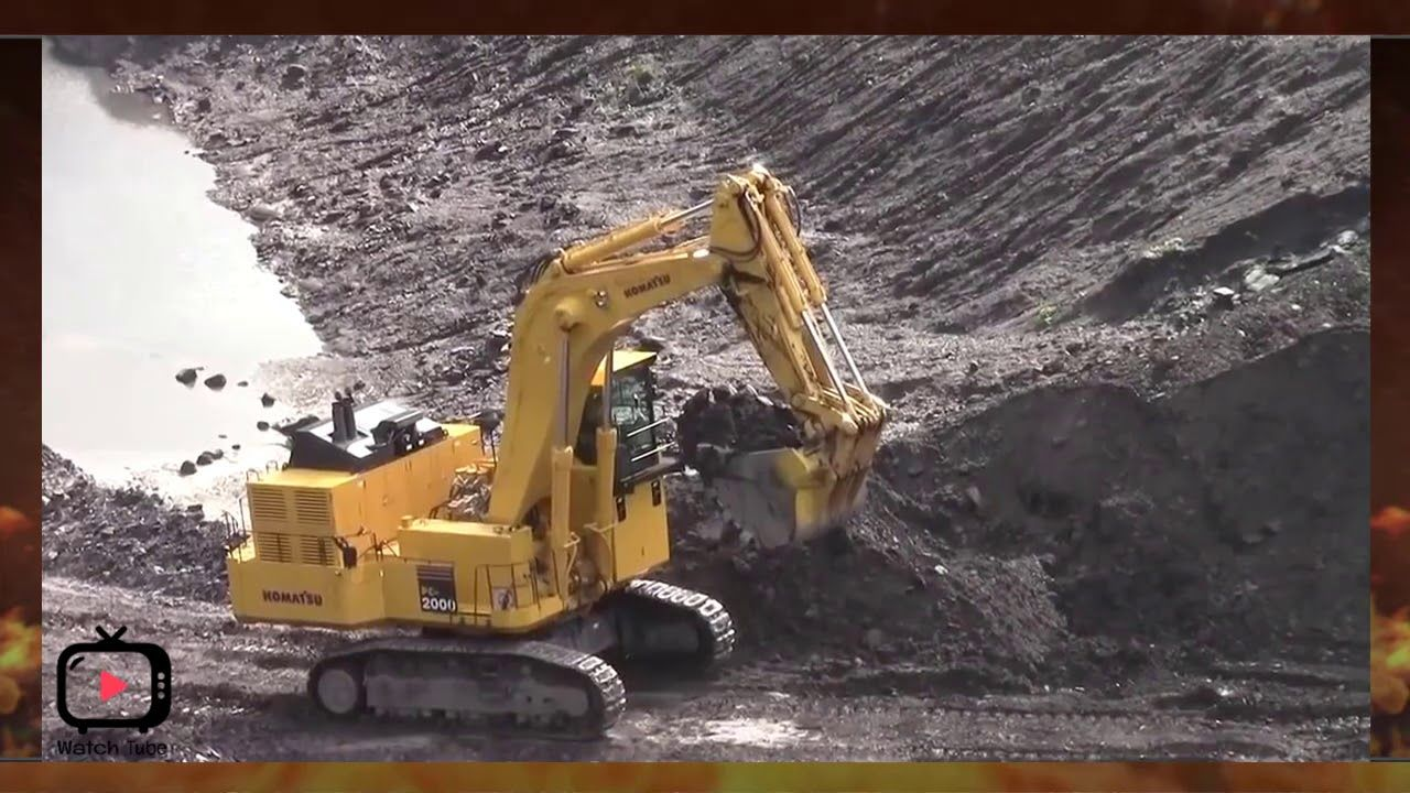 Biggest Excavator In The World Working Biggest Excavator Bucket Memes Excavator Buckets Vine Videos Memes