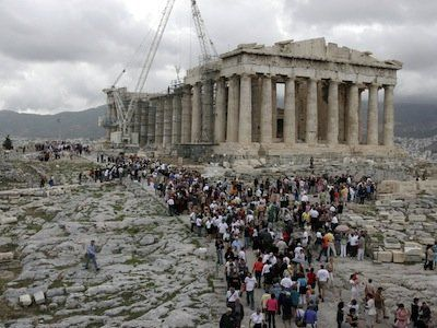 By ratifying the latest Greek Debt Swap the Bundestag has voted for Fiscal and Political Union with Greece.(November 30th 2012)