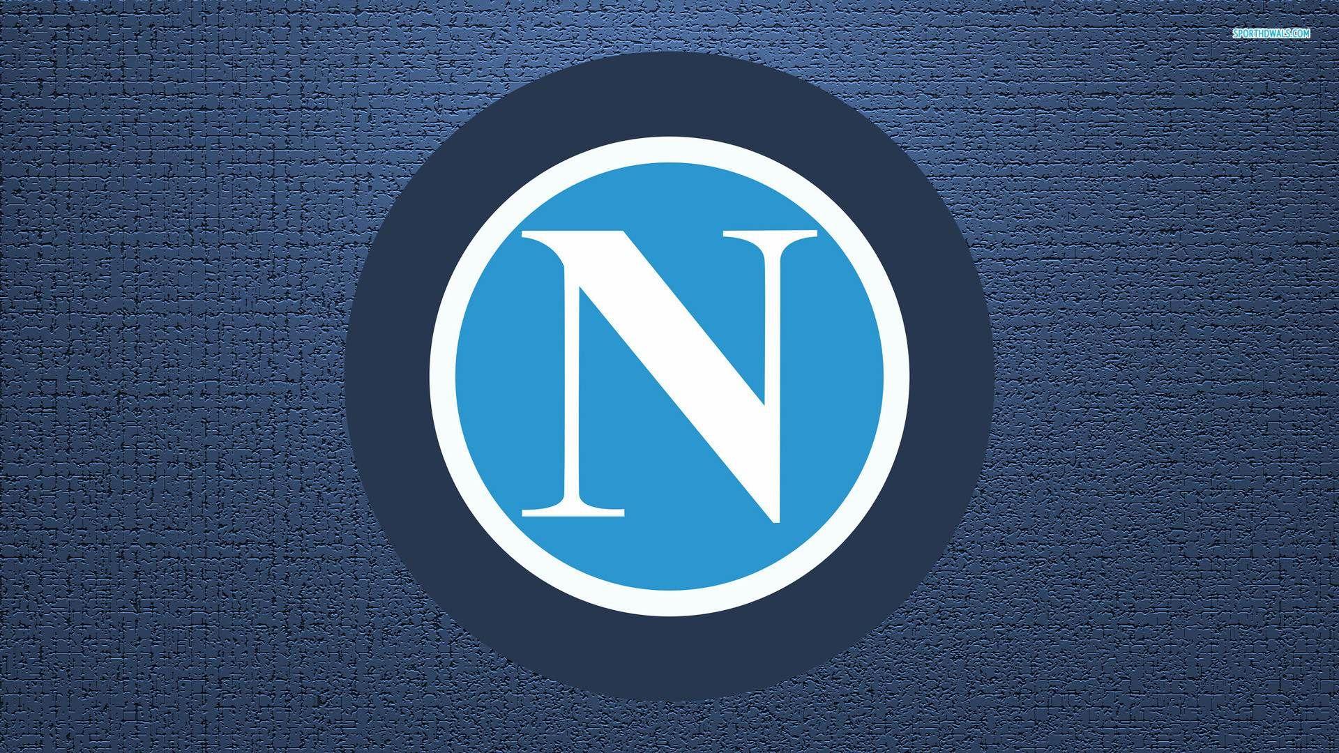 Napoli HD Wallpaper | Walpaper logo Clubs | Pinterest | Hd wallpaper