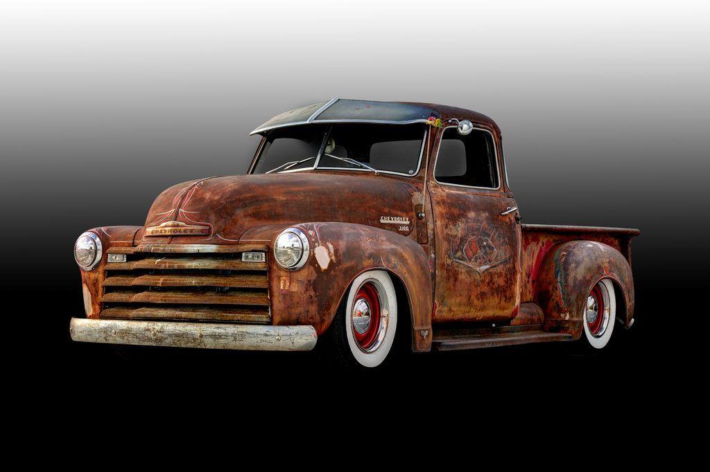 Old Truck Rusty Color by jmotes.deviantart.com on @deviantART | Old ...