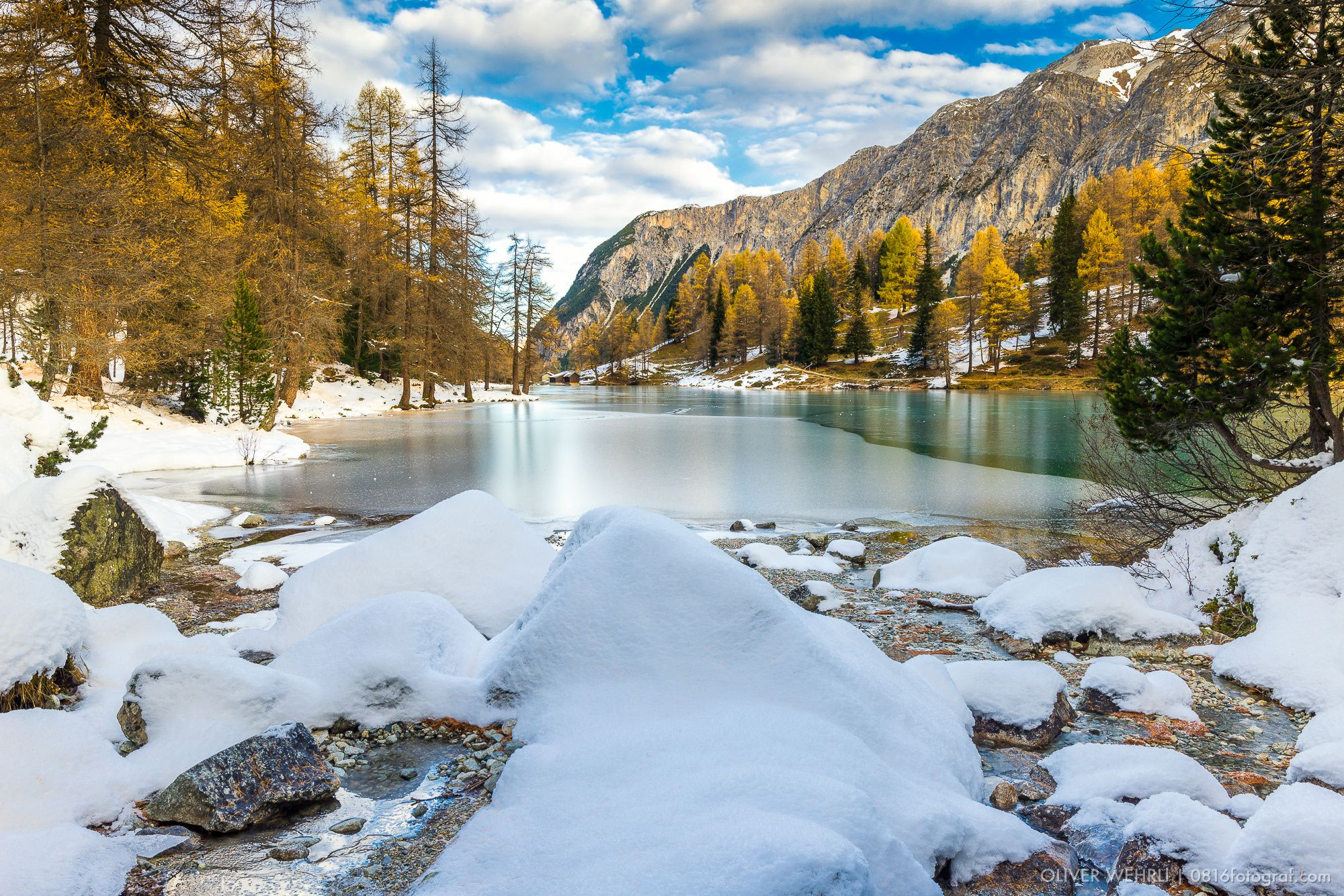 Lai di Palpuogna by Oliver Wehrli on 500px