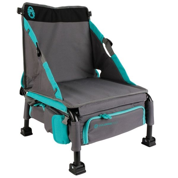 Coleman treklite plus coolerpack chair by coleman sciox Gallery