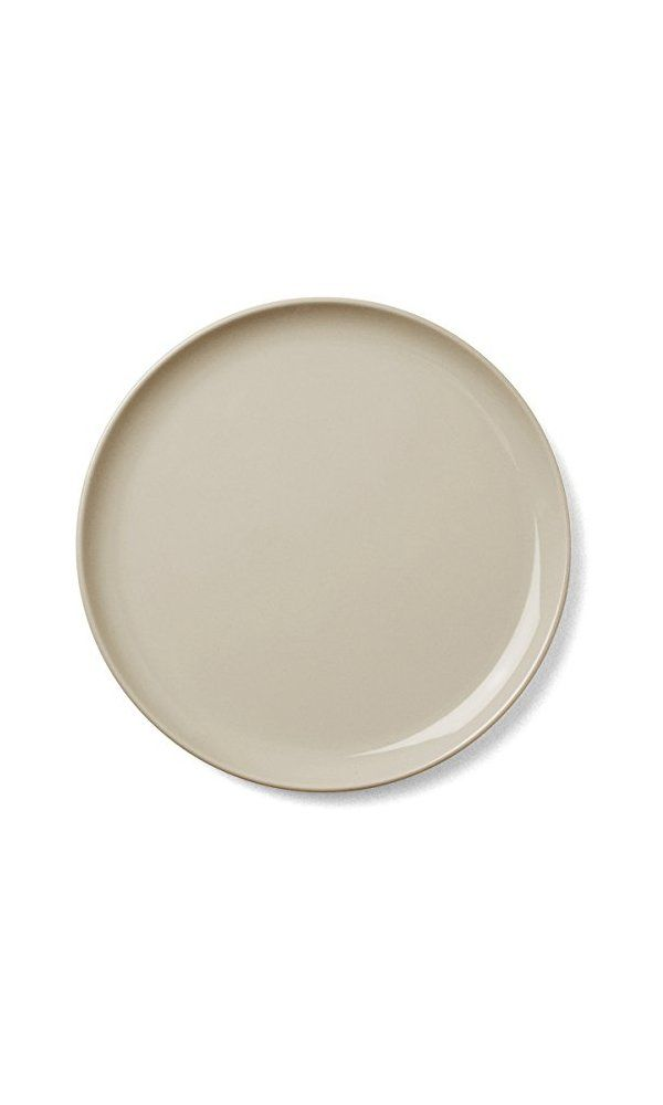 26 Menu 2014040 New Norm Lunch Plate 9 Inch Latte Sign Symbol