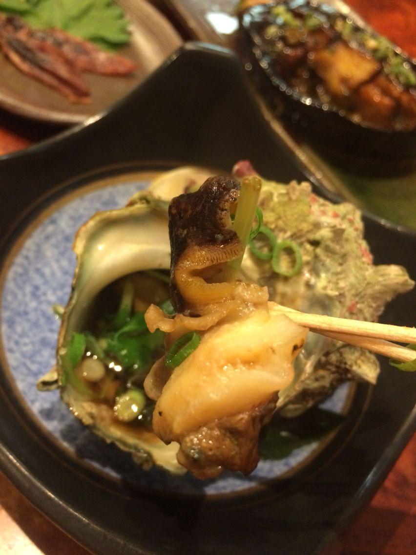 #japanesefood #和食 #サザエ #shell #yummy
