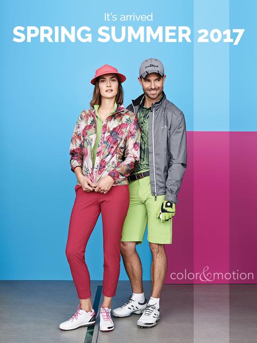 Chervo Golf & Sportswear Collection SS2017