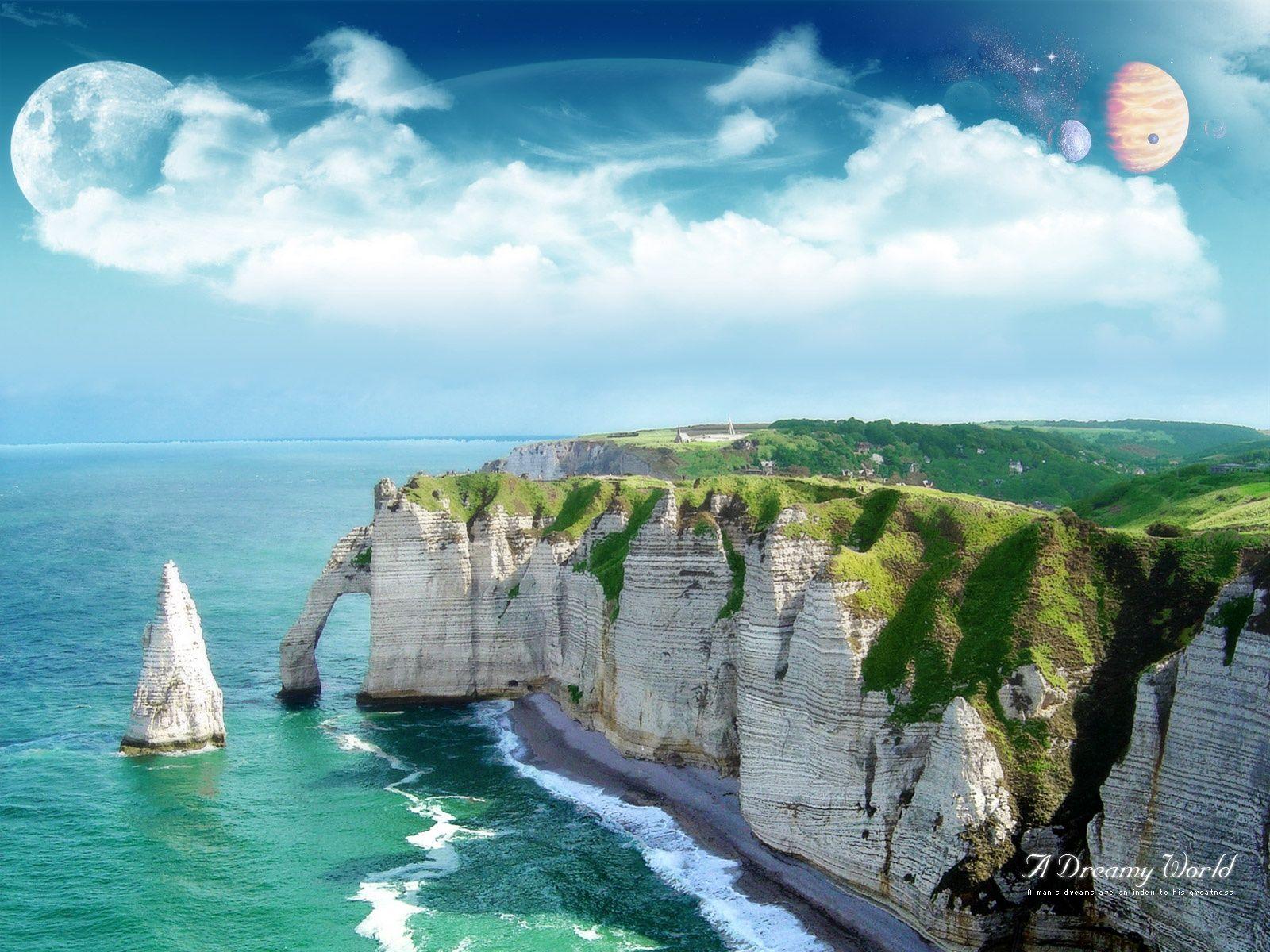 Pin By Tereza On Nature S Magic Beautiful Landscape Wallpaper World Wallpaper Landscape Wallpaper