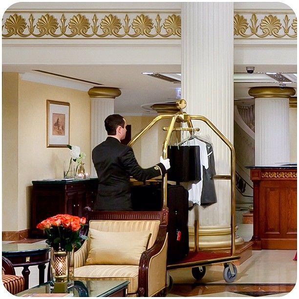 @KempinskiPalm Hotel Dubai