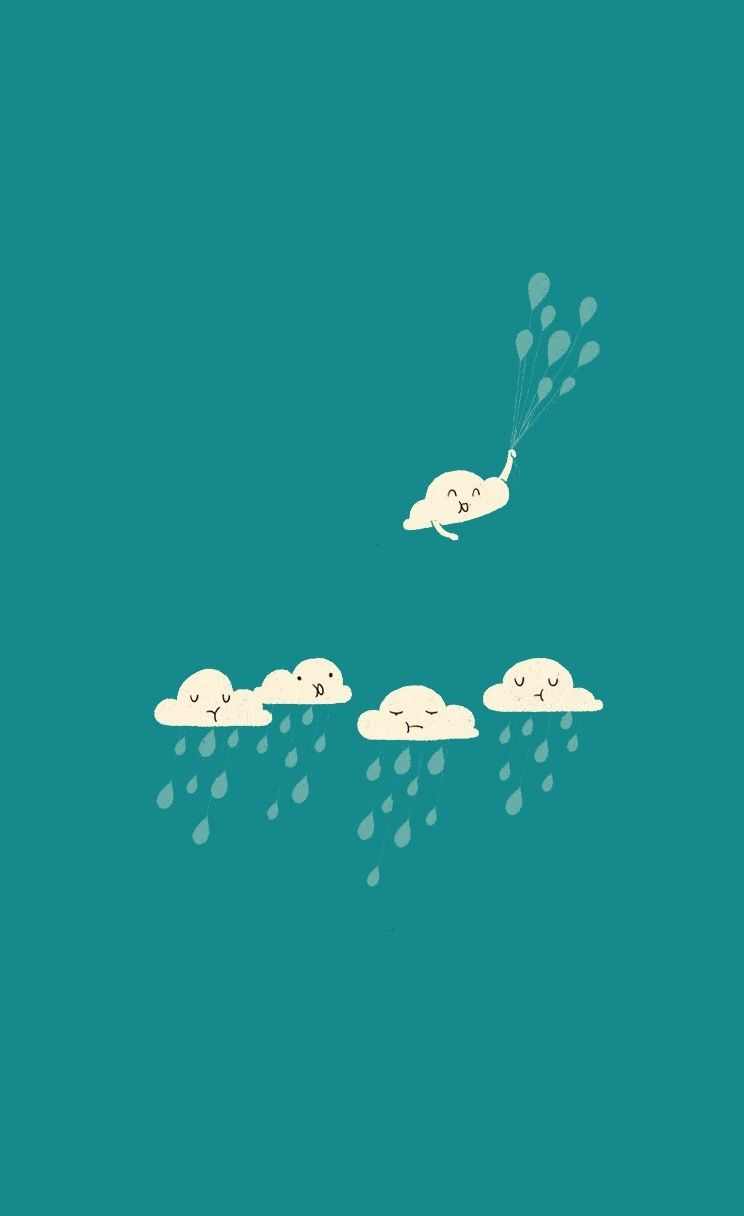 Rain And Cloud Iphone Wallpapers Mobile9 Wallpapers