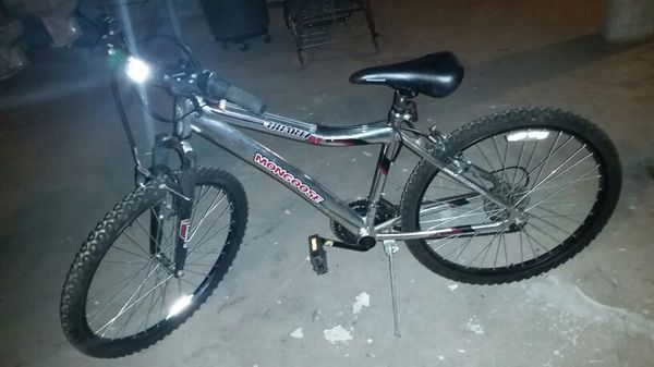 4fb87da4ef3 New (never used) - Mongoose Quartz AL Torque 18 speed Mountain bike. Brand  new, a year old, was in Storage.