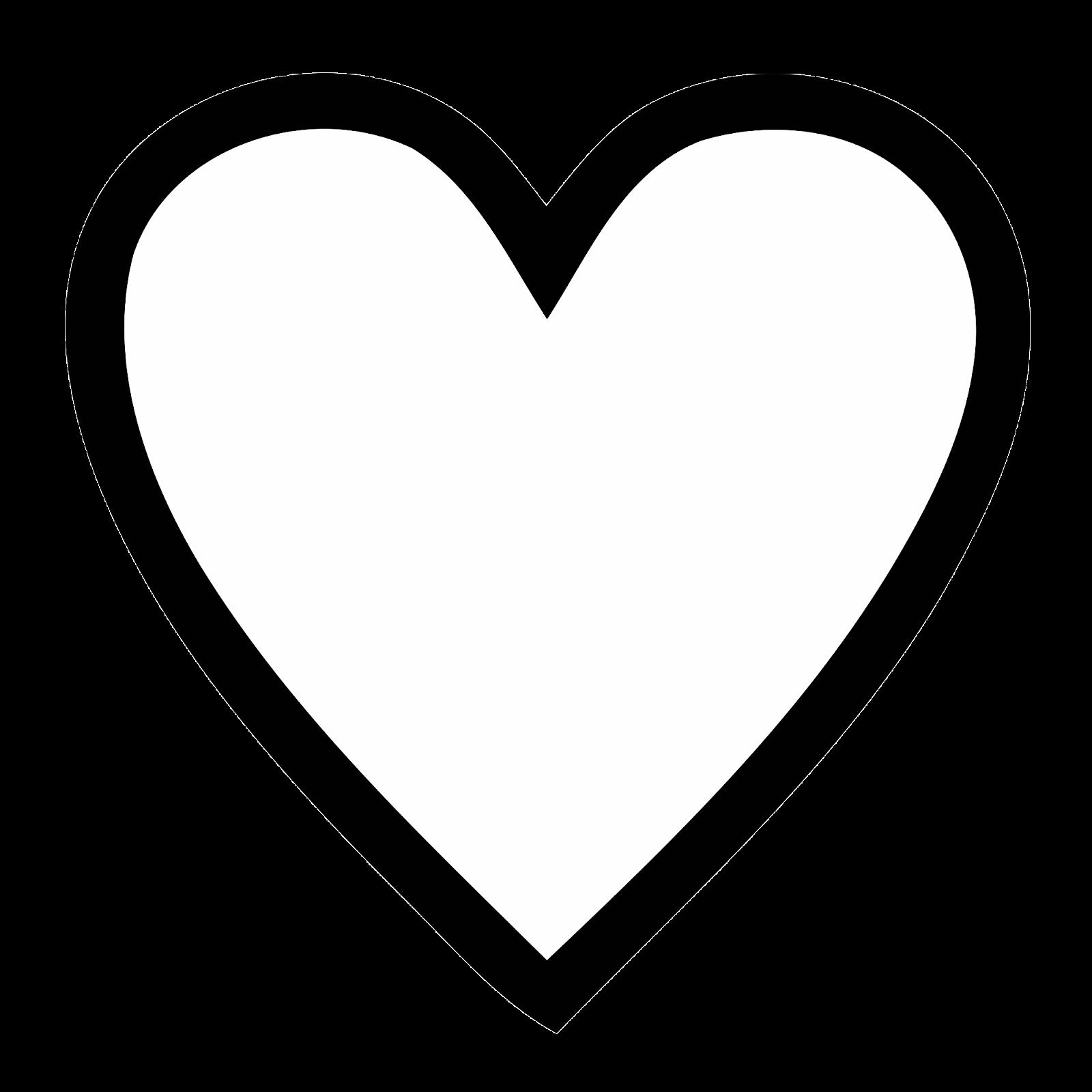 Line Drawing Heart Shape Line Drawing Heart Outline Tattoo Heart Tattoo Heart Template