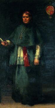 El arzobispo Joaquín Company. museo diocesano de zaragoza