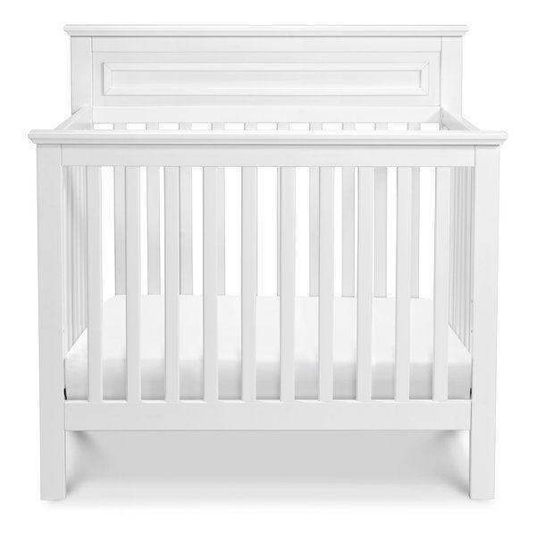 Autumn 4-in-1 Mini Convertible Crib | Mini crib, Cribs ...