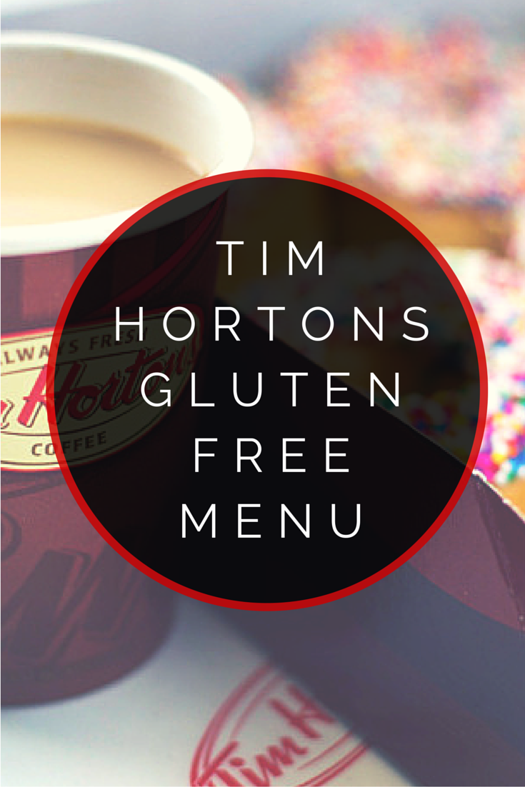Wendy S Gluten Free Fast Food Menus